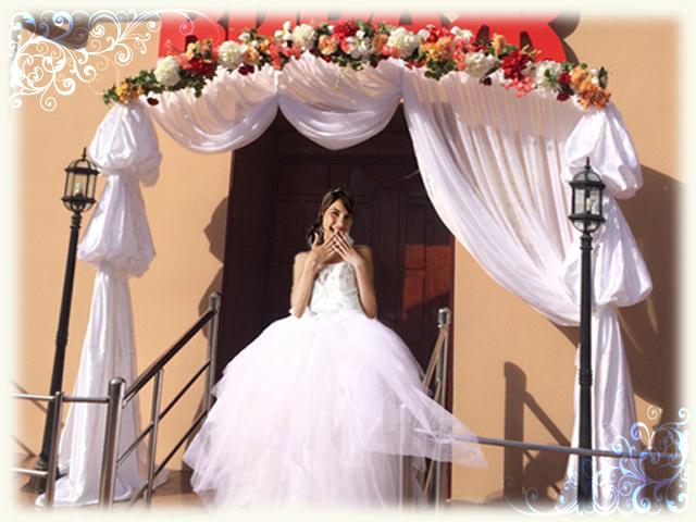 Свадьбы в кафе